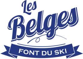 logo les belges font du ski